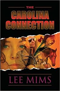 The Carolina Connection novel by Lee Mims front book cover
